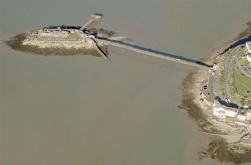 Birnbeck-aerial